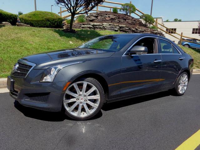 Photo Used 2014 Cadillac ATS 2.5L Luxury