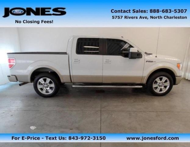 Photo Used 2010 Ford F150 Lariat
