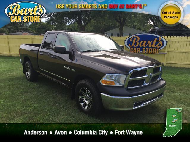 Photo Used 2010 Dodge Ram 1500 ST