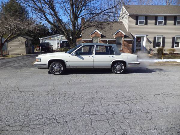 1986 cadillac deville for sale 1986 cadillac deville for sale
