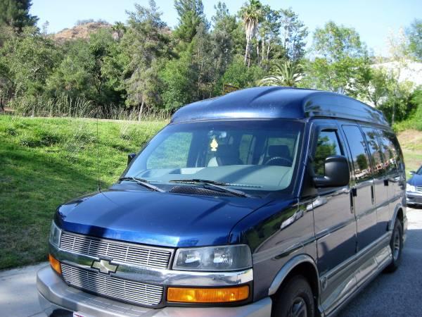 Craigslist Conversion Van for Sale