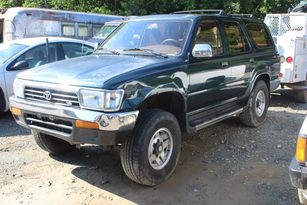1995 toyota 4runner sr5 4x4 for sale 1995 toyota 4runner sr5 4x4 for sale