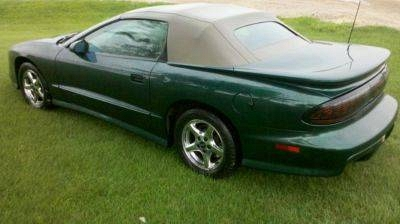 Photo 1997 Firebird Trans Am CONVERTABLE LT1 350 V-8 Auto