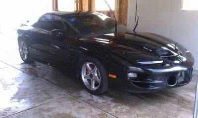 Photo 1999 TRANS AM WS6
