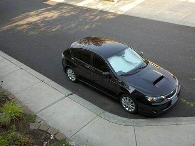 Photo 2008 Subaru Impreza WRX - Black - Automatic - 19K Mi.