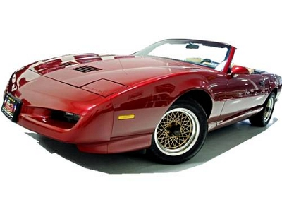 Photo 92 TRANS-AM CONVERTIBLE 1 OF 94 5 spd out 590 made
