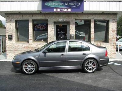Photo 2004 Volkswagen Jetta GLI - Dark Gray - 6 Speed Manual - 73k Miles