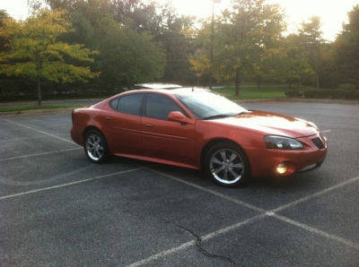 Photo 2005 Burnt Orange Pontiac Grand Prix GT
