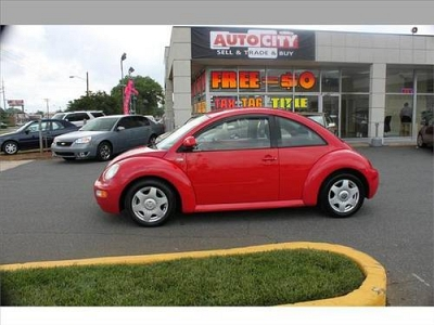 Photo 1999 Volkswagen New Beetle