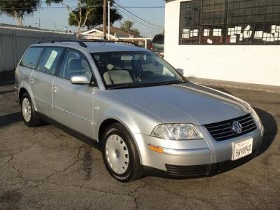 Photo 2004 Volkswagen Passat GL Wagon One Owner Silver Clean Title 103K Mi