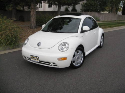 Photo 2000 VW New Beetle GLS 5 Speed, 100692 miles, Only 9k per year