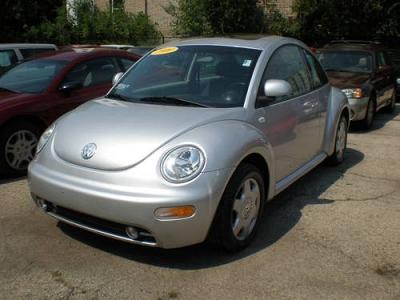 Photo 2000 VW Beetle GLS Turbo 5 sp 70k miles