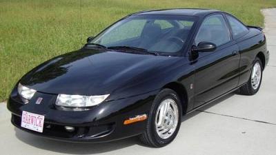 Photo Saturn 1998 SC2 Coupe. Black, 5 speed, sunroof, CD, pwpl
