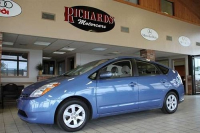 Photo Used 2007 Toyota Prius 5dr HB GS for sale Boston MA