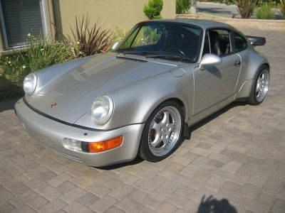 Photo 1994 Porsche 911 Turbo 3.6 964 AKA 965