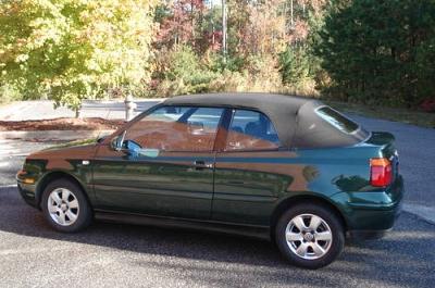 Photo 2001 VW CABRIO CONVERT-AUTO-90K