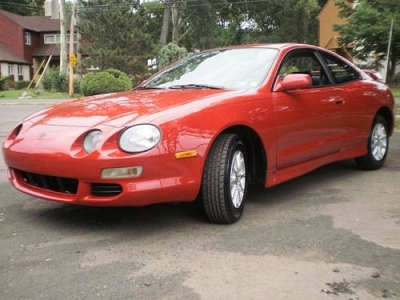 Photo 1996 TOYOTA CELICA 25TH ANNIVERSARY DRIVES 100 GREAT BUY