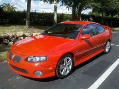Photo 2004 Pontiac, GTO, LS1, 5.7, Red, low miles, gto