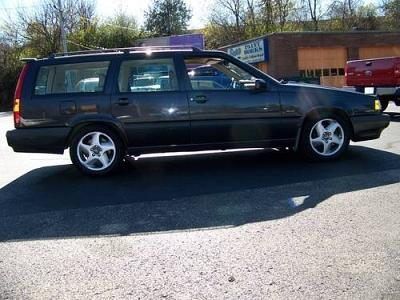 Photo 1997 97 Volvo 850 T5 Turbo Station Wagon LOADED  2750