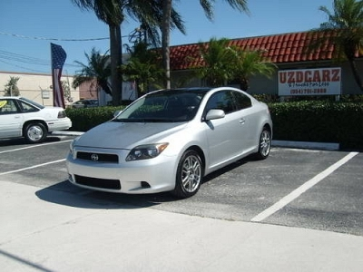 Photo 2006 Scion TC, auto, 1 owner, low mileage ,Very sharp car