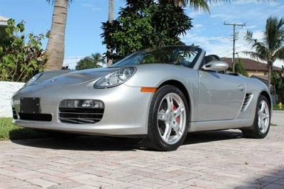 Photo 2007 Porsche Boxster S Only 31k Miles Silver Black 6-spd Convertible