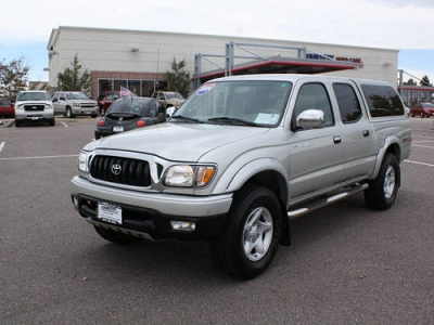 Photo 2004 Toyota Tacoma Crew Cab 4X4 Limited