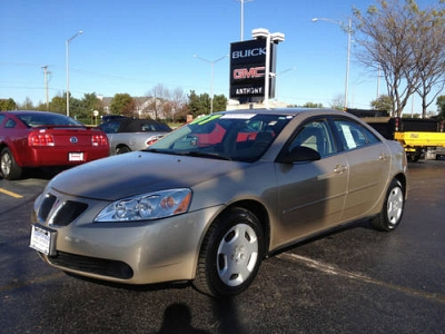 Photo 2007 Pontiac G6 Other Value Leader