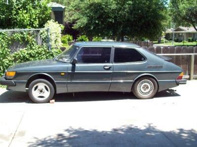 Photo 1986 SAAB 900 SPG project car
