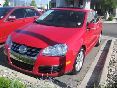 Photo 2008 Volkswagen Jetta Sedan Sedan SE