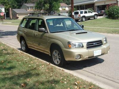 Photo 2004 Subaru Forester XT Sport - Gold - Auto - 65K Mi