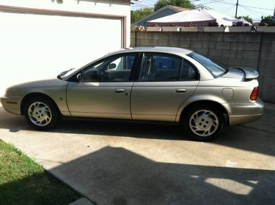 Photo 1996 Saturn SL2 Priced to Sell Current Tags