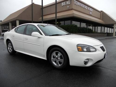 Photo 2005 Pontiac Grand Prix Sedan GT