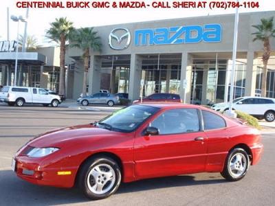 Photo 2004 Pontiac Sunfire 2 Dr Coupe