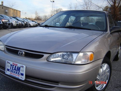 Photo 1998 TOYOTA COROLLA VE-AUTOMATIC-FUEL ECONOMY-4CYL ENGINE-GOOD HEAT