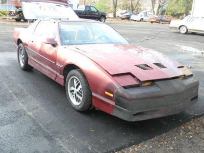 Photo 1985 pontiac trans am tpi t-top parts or project car
