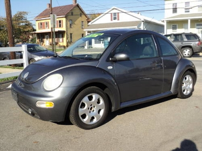 Photo Used 2002 Volkswagen Beetle GLS  - for Sale - York, PA - 86k