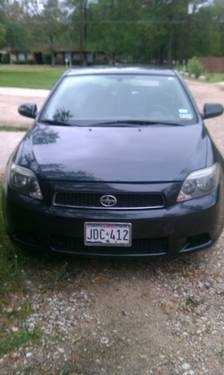 Photo 2005 scion tc - metalic dark grey- 81k mi.
