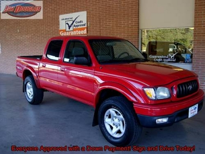 Photo 2004 Toyota Tacoma PreRunner TRD Off Road Crew Cab Awesome Condition
