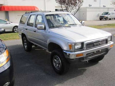 Photo 1990 Toyota 4Runner  SR5