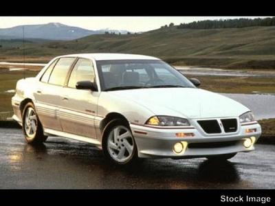 Photo 1995 Pontiac Grand Am Sedan SE