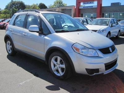 Photo 2008 Suzuki SX4 Hatchback