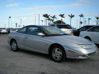 Photo 2002 Saturn SC 3dr  SC2 Auto