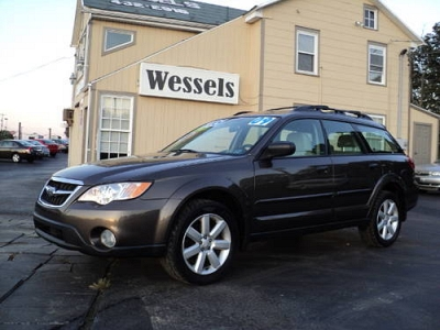 Photo 2009 Subaru Outback 2.5i Special Edition Automatic PZEV Special Edtn