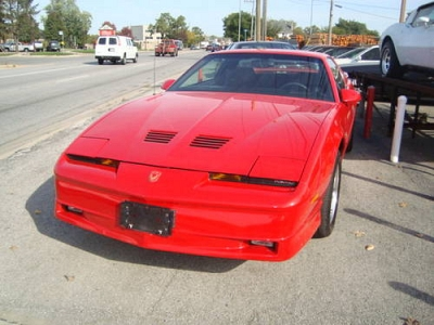 Photo PONTIAC TRANS AM GTA