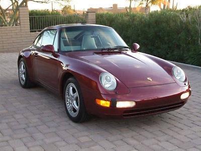 Photo 1996 Porsche 911 Targa 993 6 speed The rare and desirable one