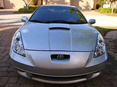 Photo 2002 Toyota Celica GTS - Silver - Automatic -