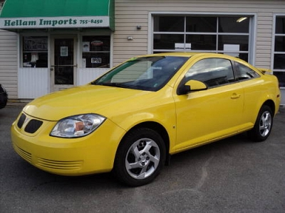 Photo 2008 PONTIAC G5 COUPE - Used Car For Sale - York, PA