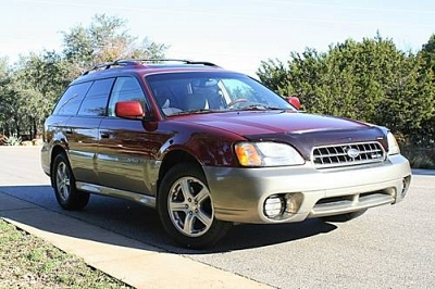 Photo 2004 SUBARU OUTBACK LL BEAN, ONE OWNER LEATHER SUNROOF