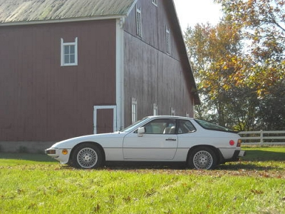 Photo 1982 Porsche 924 Turbo