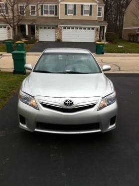 Photo Toyota Camry Hybrid 2010 great car for yourself